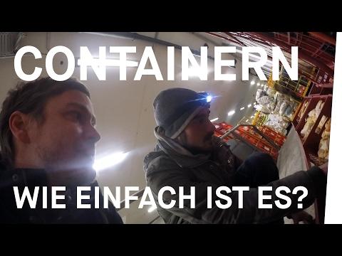 Containern: Lebensmittel aus dem Müll retten (Folge 3/3: Sind Aussteiger glücklicher?)