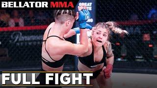 Full Fight | Bruna Ellen vs. Elina Kallionidou - Bellator 224
