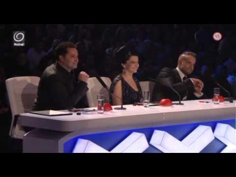 Richard Nedvěd | Česko Slovensko má talent 2012
