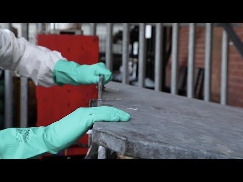 Polyco® Nitrile Lined Chemical-Resistant Gloves