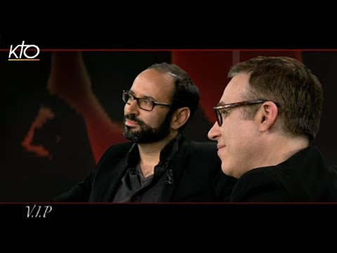 Jean-François Zygel et Olivier Innocenti