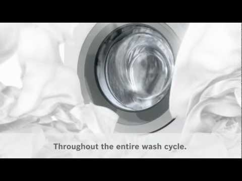 Bosch Built In Washer Dryer Fully WKD28541GB - Fully Integrated Video 3
