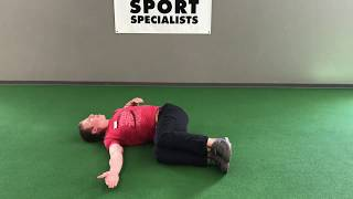 Tip of the Week: 2 Shoulder and Hip Stretches