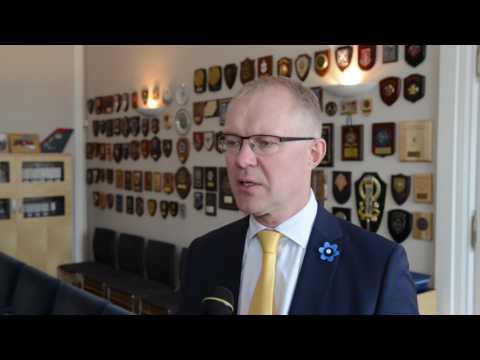 Tapale saabunud liitlasväed tõstavad Eesti kaitsevõimekust, 20.04.2017