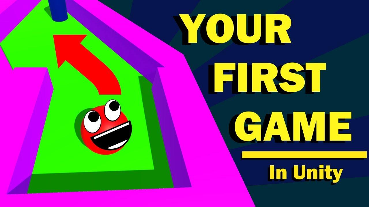 Unity Full Beginner Tutorial 2020   Make your first game!