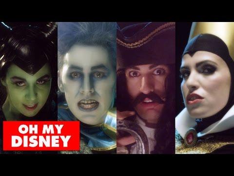 Hvem er egentlig den ondeste Disney-skurken?