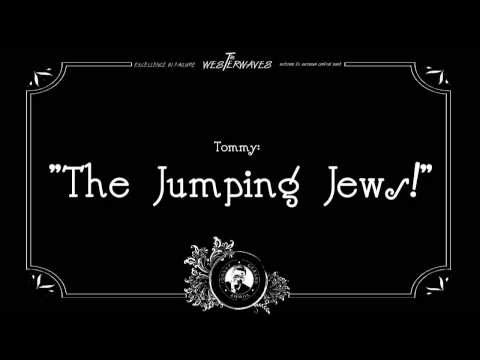 The WESTERWAVES - The Jumping Jews Of Jerusalem (2013)