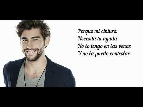 Alvaro Soler - La Cintura - Lyrics / Letra