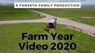 Farm Year Video 2020 thumbnail