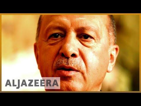 Turkey is not eyeing Syrian territory: Erdogan