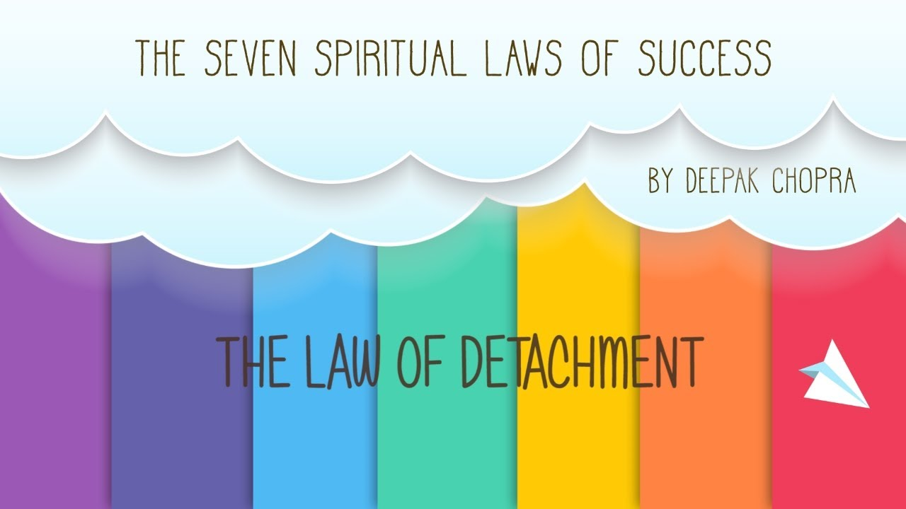 6th spiritual law of success
