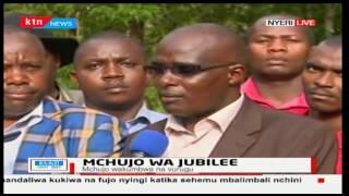 Raphael Tuju atoa kaulu ya chama cha Jubilee kuhusu vurugu yaliyoshuhudiwa: Mbiu ya KTN