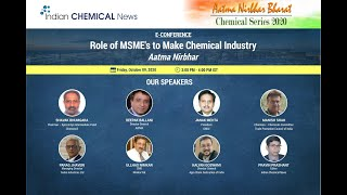 Role of MSME's to Make Chemical Industry Aatma Nirbhar