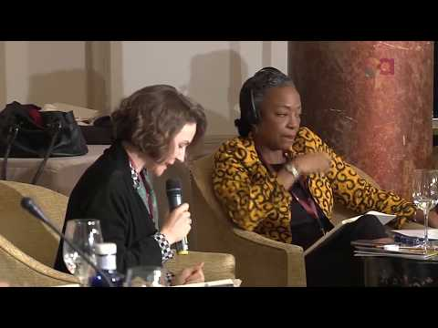 CAF2017 2nd Session - Open Debate: Commentators Arlene Clemesha & Ayo Obe + Roundtable