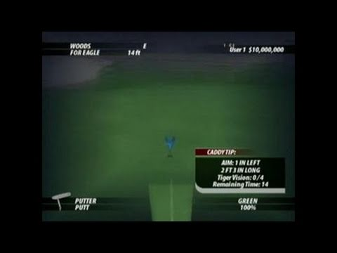 Tiger Woods PGA Tour 2005 Playstation 2
