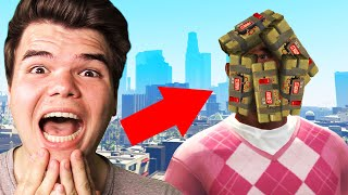 FUNNIEST GTA 5 Try NOT To LAUGH Challenge!
