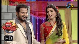 Hyper Aadi, Raising Raju Performance | Jabardasth | 26th April 2018 | ETV  Telugu