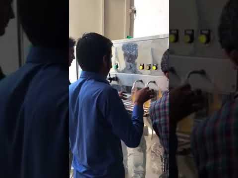bm22 p soda filling machine