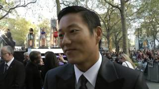 Форсаж (The Fast and the Furious), Sung Kang Interview - Fast and Furious 6 World Premiere