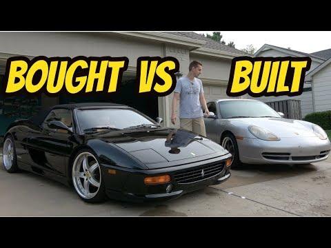 My Ferrari F355 Is Not My Favorite Car-- Or Is It???