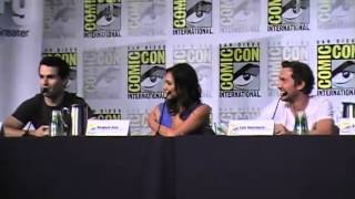 SDCC 2012 Being Human Panel 11 - BeingFans
