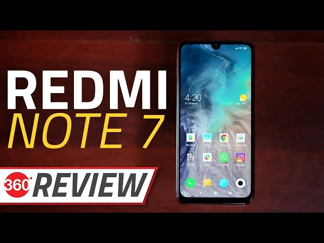 Xiaomi Redmi Note 7 Pro, Redmi Note 7 Sell Over 1 Million