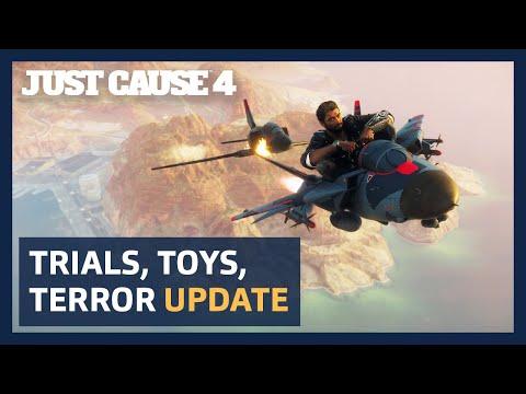 Mise à jour Trials, Toys & Terror de Just Cause 4