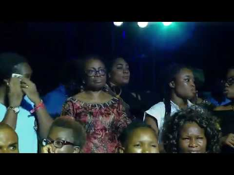 Chioma Jesus   The Experience 2016