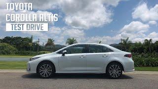 Toyota Corolla Altis - Test Drive
