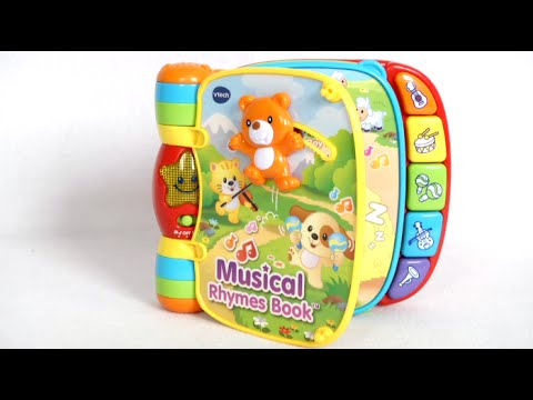 Musical Rhymes Book from VTech