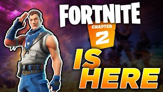 Fortnite Chapter 2 - Can I get my FIRST Solo win ? - Fortnite Live Stream Sikhwarrior