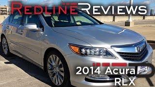 Acura RLX 2014 - 2020