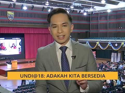 [Perkembangan terkini] UNDI@18: adakah kita bersedia