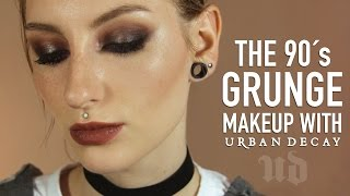 DECADES SERIES: 90s Grunge Makeup Tutorial / Modern Look by Kristianathe
