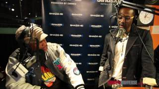 Q Parker from 112 Talks Fondest Memories with Notorious B.I.G on #SwayInTheMorning