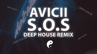 Avicii   SOS Ft. Aloe Blacc (Luke's Deep House Remix)