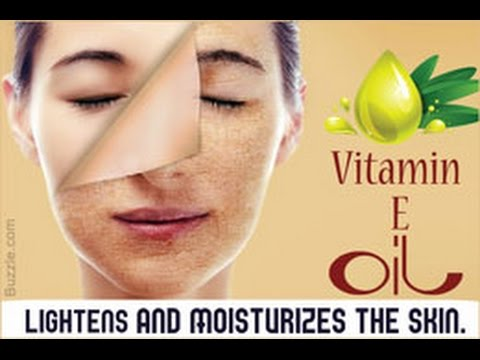 Totally Awesome Benefits of Vitamin E Oil for Your Skin