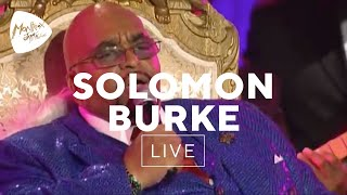 Solomon Burke - Cry To Me (Live at Montreux 2006