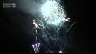 Atlantic Festival - Fireworks Last Day 2015