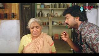 Chiranjeevi & Vijayashanthi  Some Taxi Scenes And Funny Emotional Scenes |Volga Videos