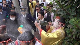 【高画質】2016_荒れた?沖縄の成人式#2 [国際通りで羽目を外しすぎる若者たち]