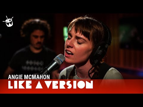 Angie McMahon covers ABBA 'Knowing Me, Knowing You' for Like A Version