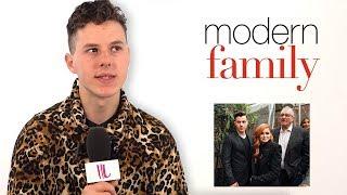 Nolan Gould On Modern Family Ending & Ariel Winter Friendship