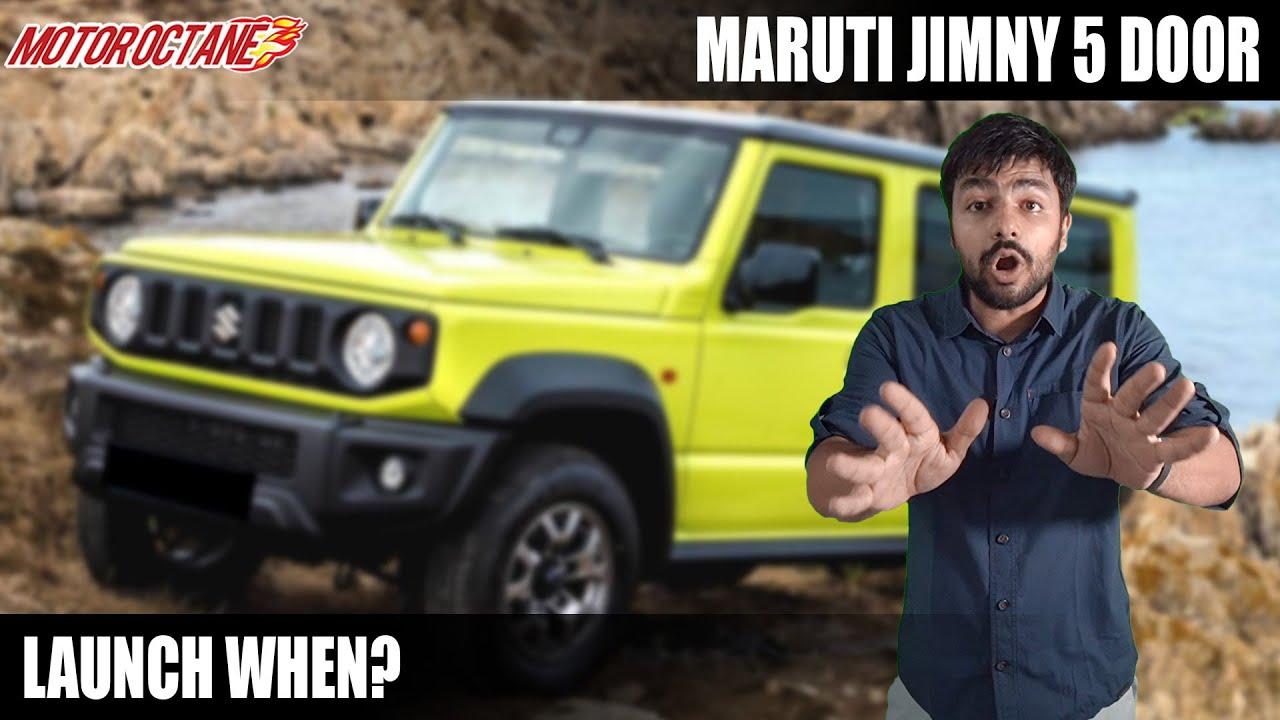 Motoroctane Youtube Video - Maruti Jimny 5 Door Coming Next Year - All Details