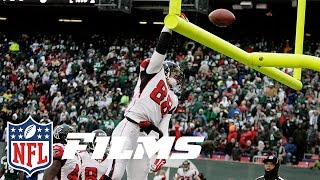 #1 Tony Gonzalez | Top 10 Tight Ends of All Time | NFL Films