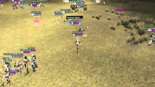 Lineage 2 Mas PvP in Beyond C3 Server