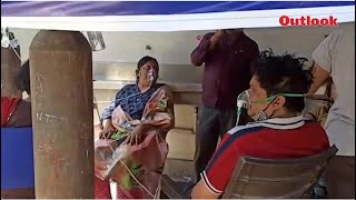 Oxygen Starved Delhi: Gurudwara A Last Resort