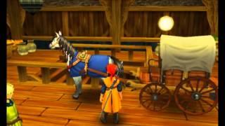 #6【3DS】ドラゴンクエスト8 リメイク版 GamePlay 諏訪部マルチェロ登場!【DQ8】