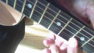 how to play oh canada easy acoustic guitar lesson