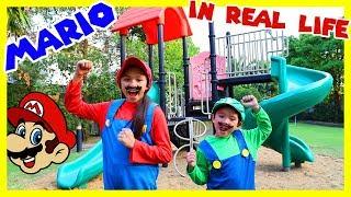 Mario in Real Life, Skyler TV
